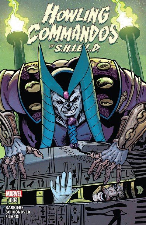 Howling Commandos Of S.H.I.E.L.D. #4