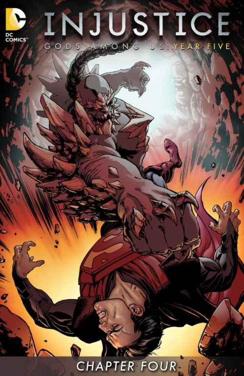 Injustice – Gods Among Us – Year Five #4