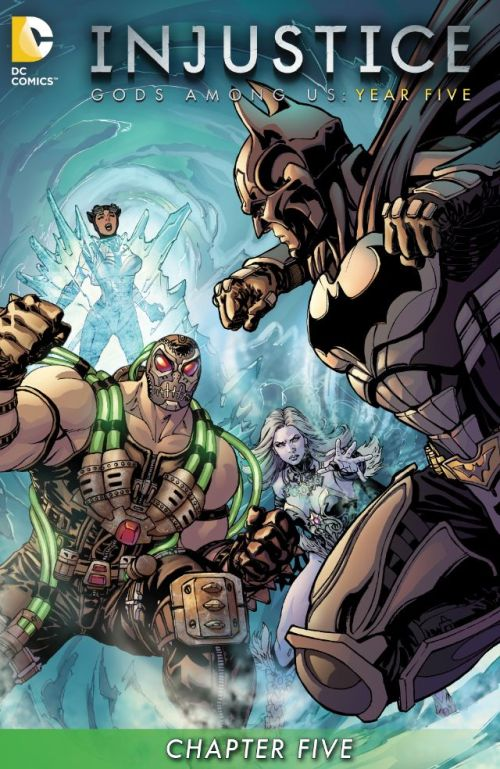 Injustice – Gods Among Us – Year Five #5
