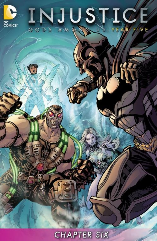 Injustice – Gods Among Us – Year Five #6