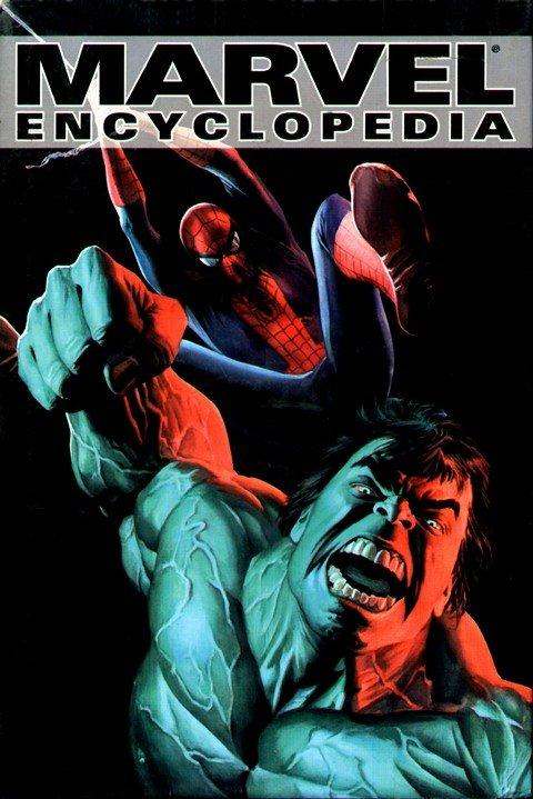 Marvel Encyclopedia Vol. 1 – 6 + Marvel Encyclopedia (2004)