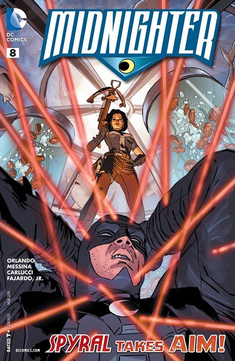 Midnighter #8