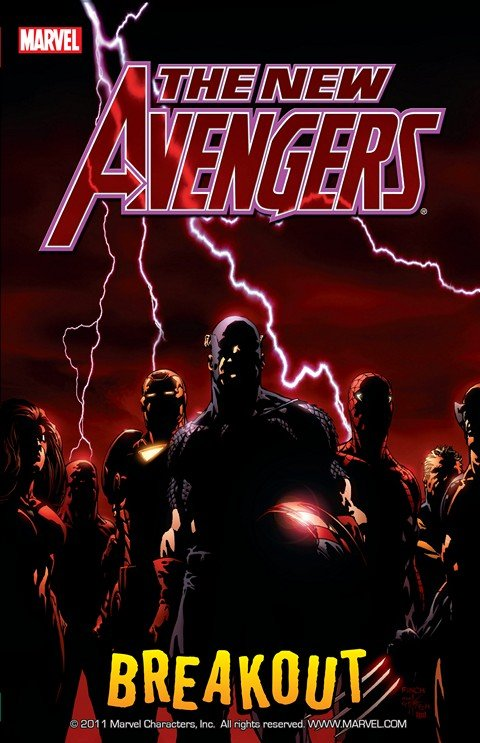 New Avengers – Breakout Vol. 1