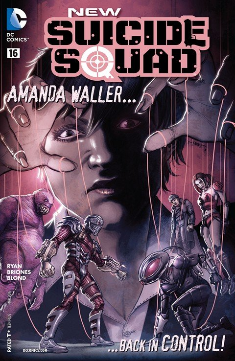 New Suicide Squad #16