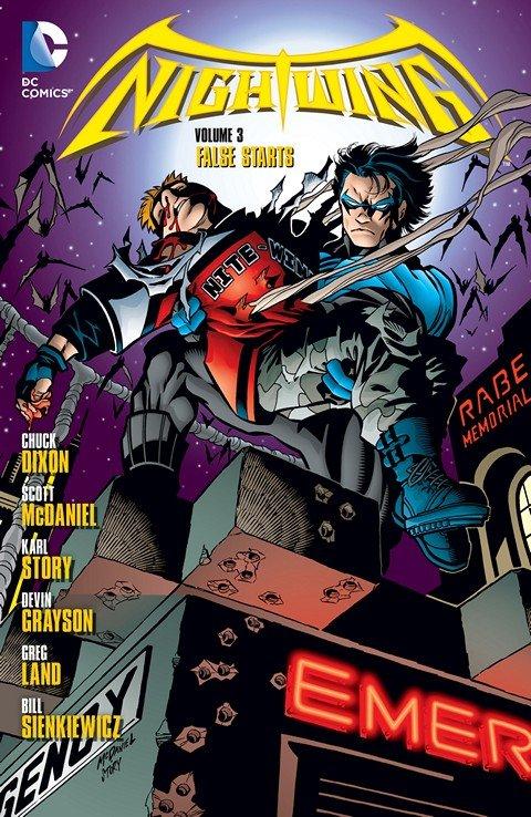 Nightwing Vol. 3 – False Starts (TPB) (2015)
