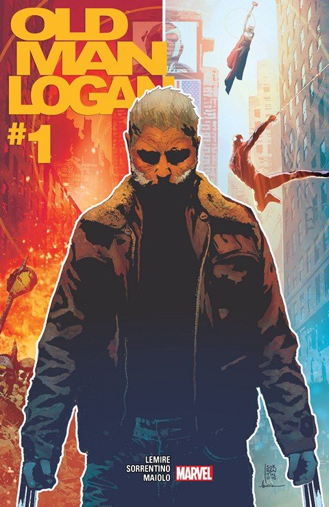 Old Man Logan Vol. 2 #1 – 50 + Annual (2016-2018)