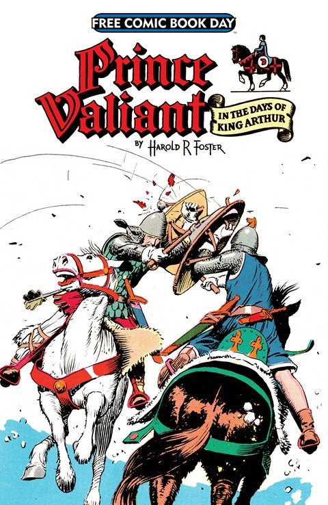 Prince Valiant (Collection) (1939-2015)