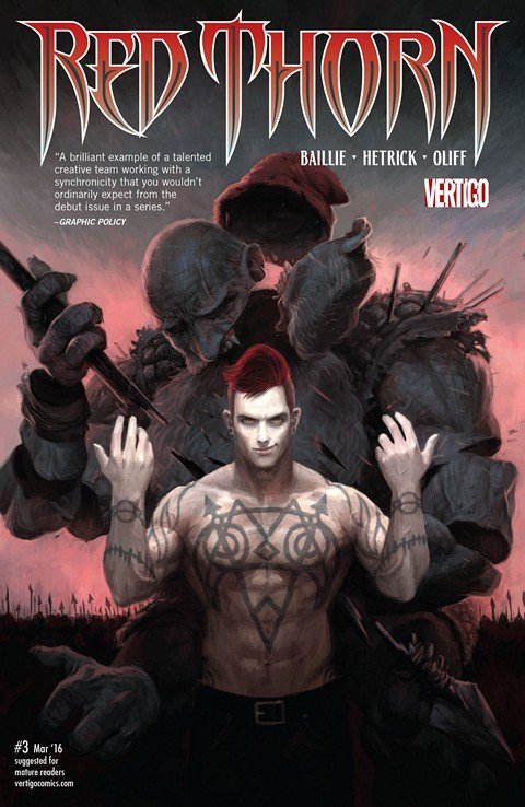 Red Thorn #3