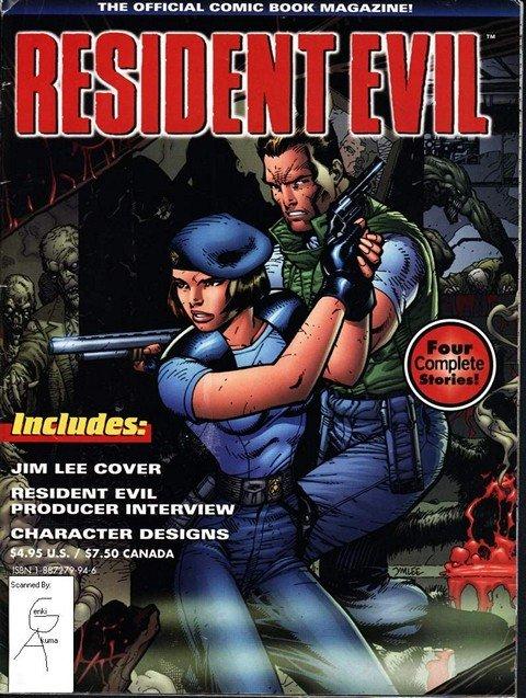 Resident Evil #1 – 5 (Image) (Wildstorm)