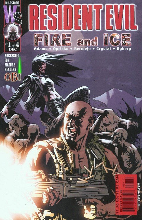 Resident Evil – Fire and Ice #1 – 4