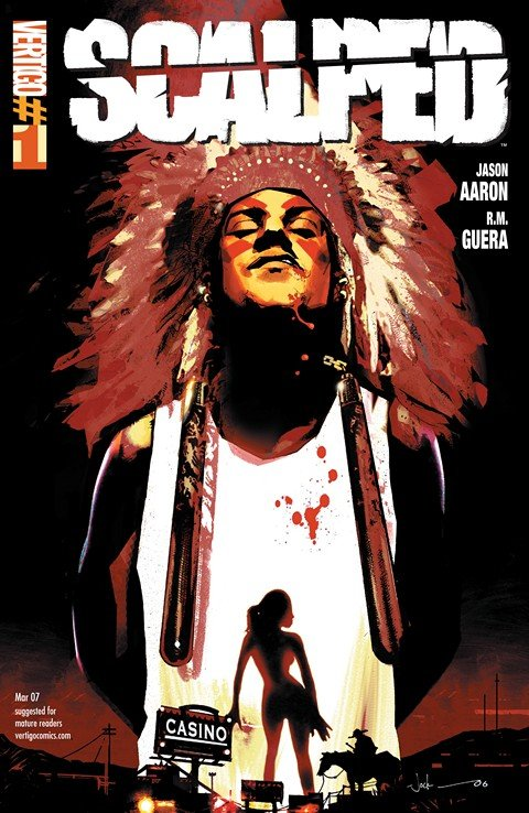 Scalped #1 – 60