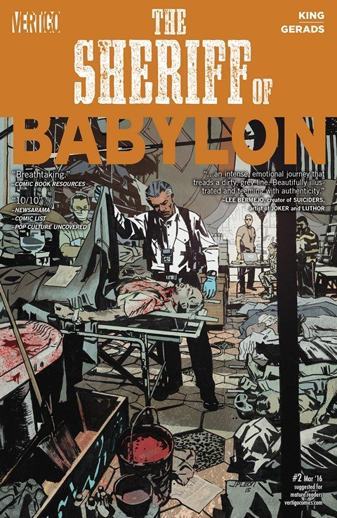 Sheriff of Babylon #2