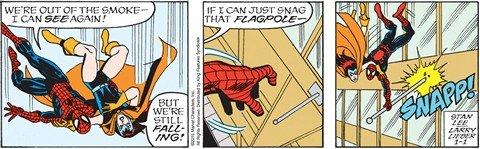 Spider-Man Daily Strips (Jan – Dec 2015)