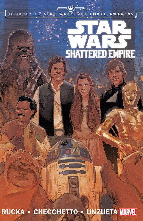 Star Wars – Journey to Star Wars – The Force Awakens – Shattered Empire (TPB)