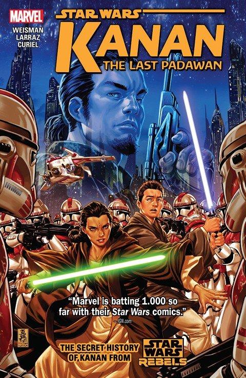 Star Wars – Kanan – The Last Padawan Vol. 1 (TPB) (2015)