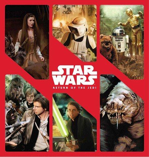 Star Wars – Return of the Jedi – 6 stories in 1