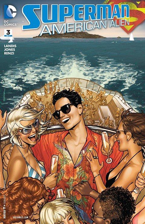 Superman – American Alien #3