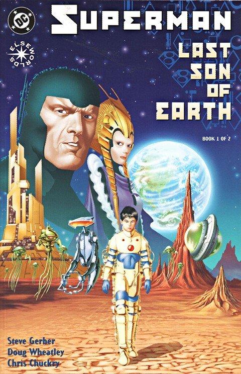 Superman – Last Son of Earth #1 – 2