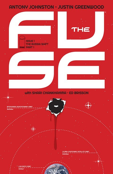 The Fuse #1 – 16 + TPB Vol. 1 – 2