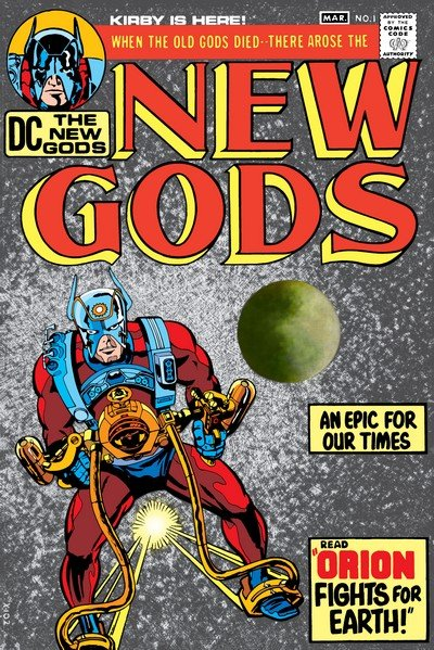 The New Gods Vol. 1 #1 – 19 (1970-1978)