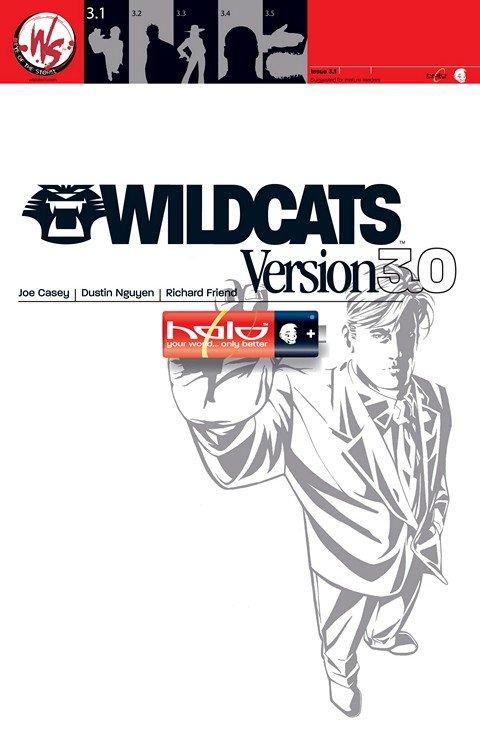 Wildcats Version 3.0 #1 – 24 (2002-2004)