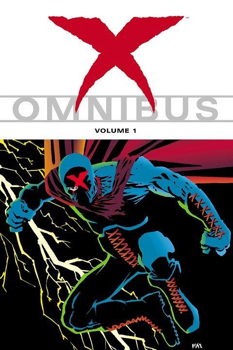 X Omnibus Vol. 1 – 2 (2008) (Dark Horse)