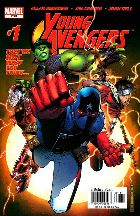 Young Avengers – Sidekicks