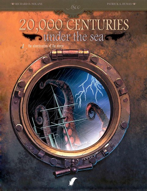 20,000 Centuries under the Sea #1 – 2
