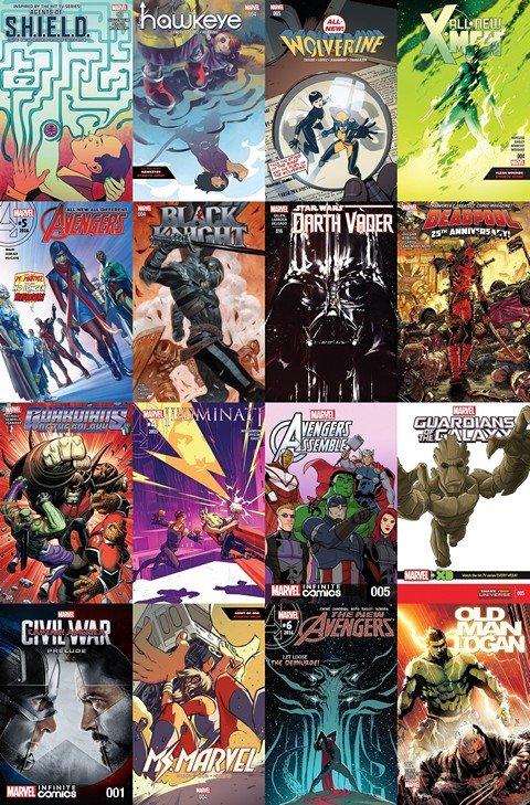 2016.02.10 Marvel Week+