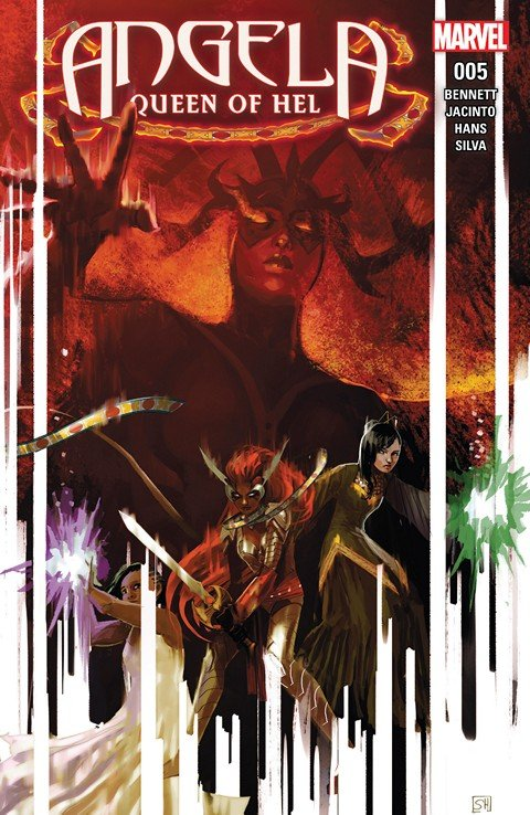 Angela – Queen of Hel #5