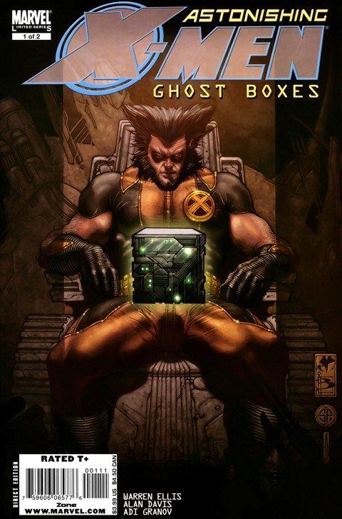 Astonishing X-Men – Ghost Boxes #1 – 2 (2008)