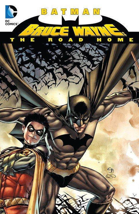 Batman – Bruce Wayne – The Road Home (TPB) (2011)