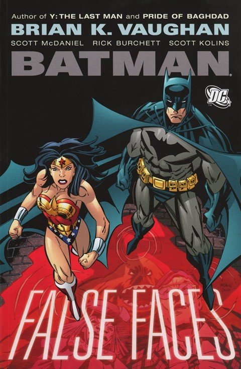 Batman – False Faces