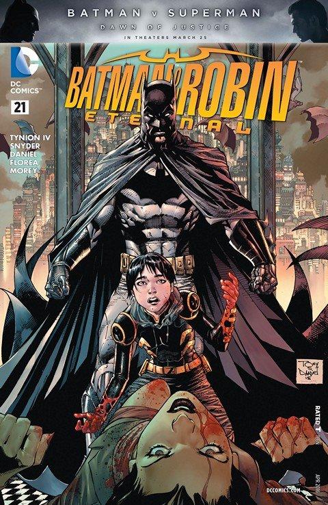 Batman & Robin Eternal #21