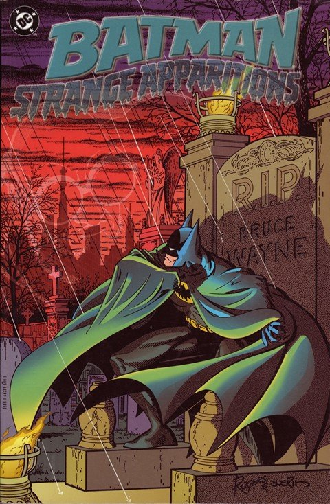 Batman – Strange Apparitions (TPB)