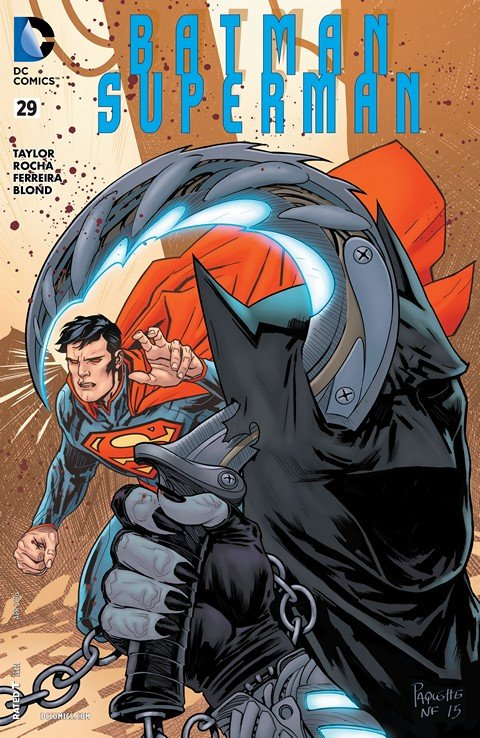 Batman – Superman #29