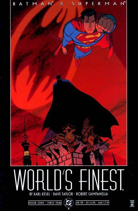 Batman and Superman – World's Finest Vol. 3 #1 – 10