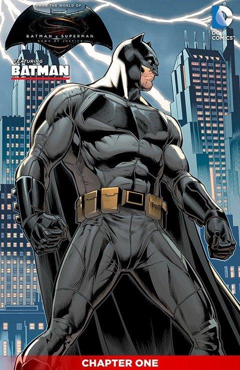 Batman v Superman – Dawn of Justice Prequel Comics – Chapter #1 – 5