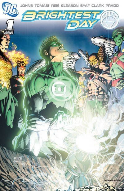 Brightest Day (Story Arc) (2010-2011)