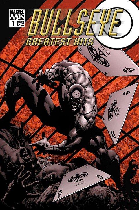 Bullseye – Greatest Hits #1 – 5