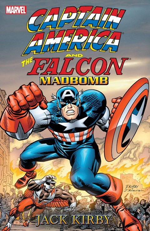 Captain America And The Falcon – Madbomb (TPB)