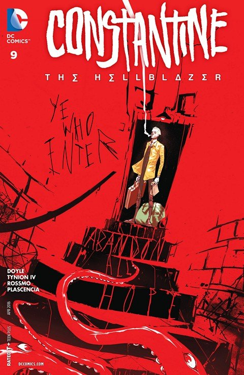 Constantine – The Hellblazer #9