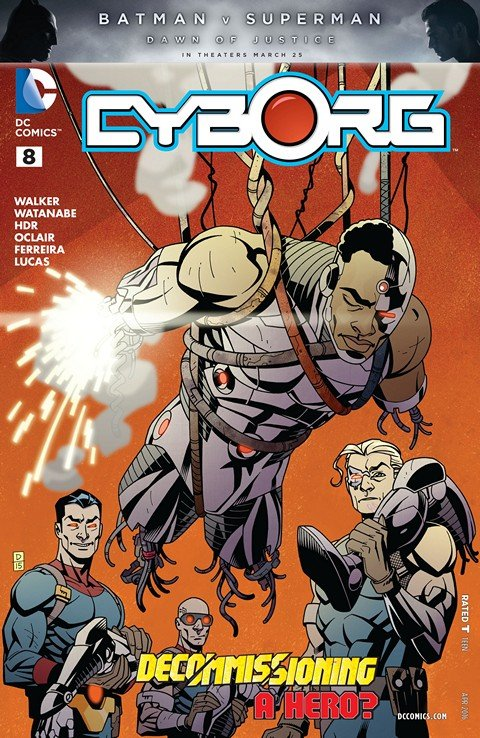 Cyborg #8