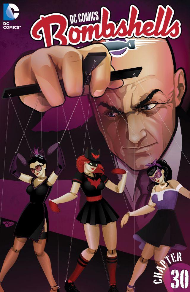 DC Comics – Bombshells #30