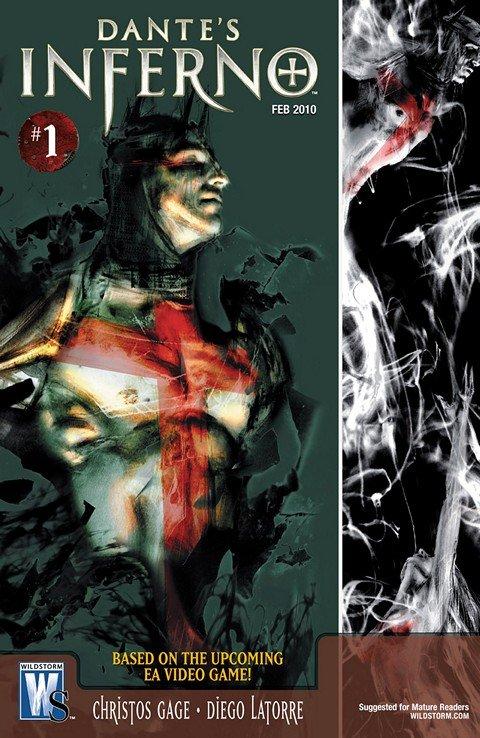 Dante's Inferno #1 – 6