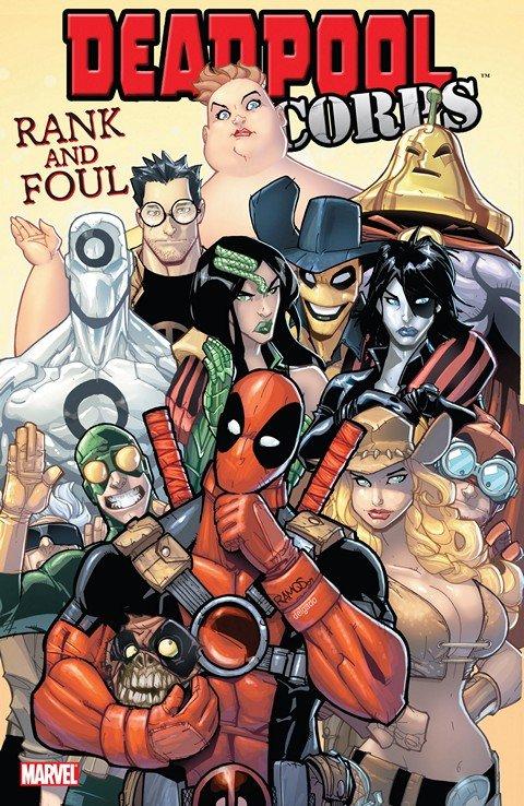 Deadpool Corps – Rank and Foul #1