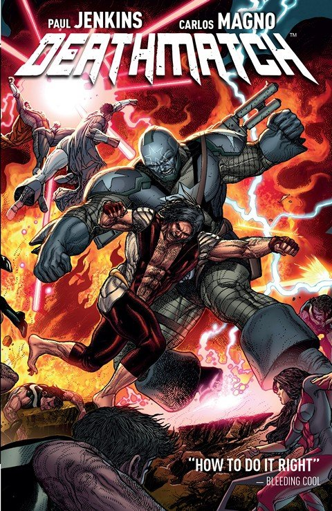 Deathmatch Vol. 1 – 3 (2013-2014)