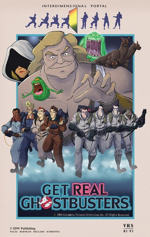Ghostbusters – Get Real