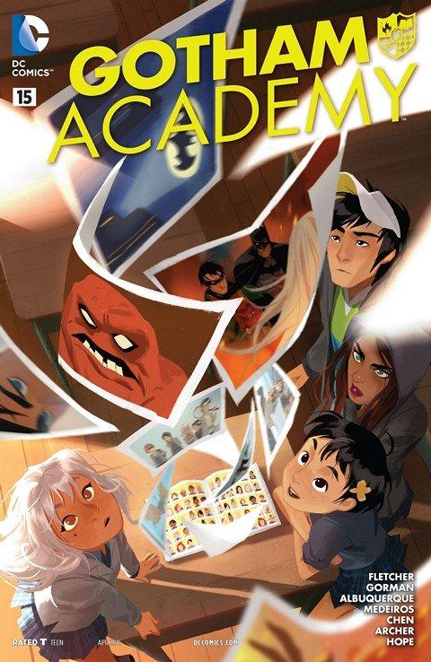 Gotham Academy #15