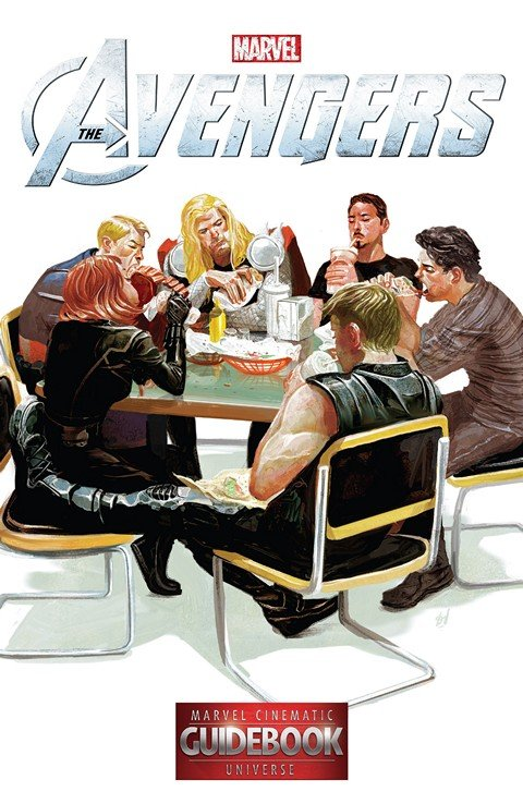 Guidebook to the Marvel Cinematic Universe – Marvel's The Avengers #1